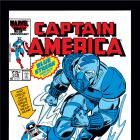 Captain America (1968) #318 Cover
