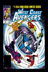 West Coast Avengers #3 