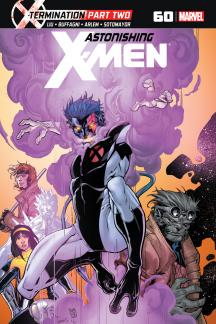 Astonishing X-Men #60