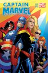 CAPTAIN MARVEL 13 CONNER VARIANT (1 FOR 30)