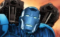 Take a Tour of Iron Patriot's Armory