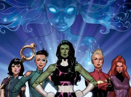 The Origins of A-Force