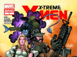 X-TREME X-MEN 1 LARROCA VARIANT (1 FOR 20)