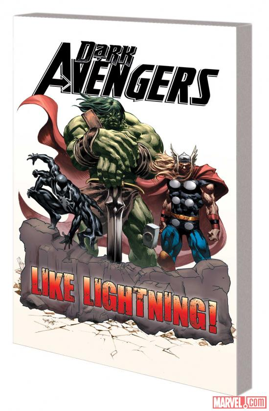 DARK AVENGERS: THE END IS THE BEGINNING TPB