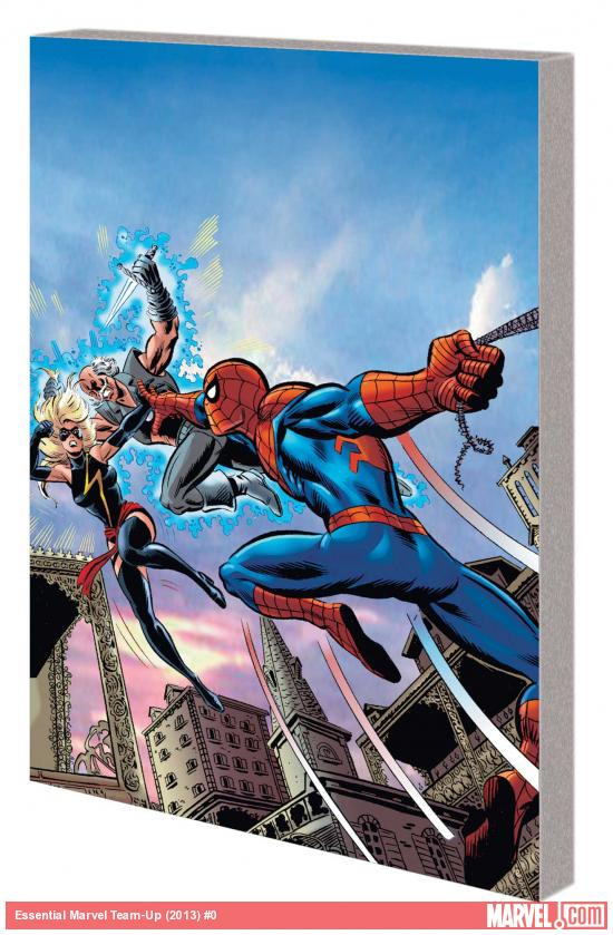 ESSENTIAL MARVEL TEAM-UP VOL. 4 TPB
