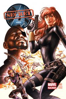 Secret Avengers (2013) #2 (Deodato Variant)