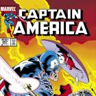 Captain America (1968) #287 Cover