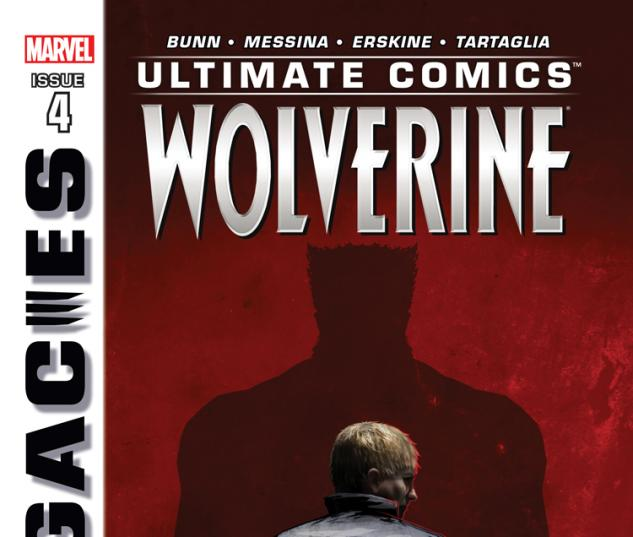 ULTIMATE COMICS WOLVERINE 4 (WITH DIGITAL CODE)