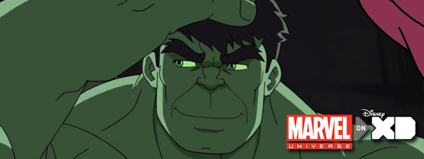 The Marvel Universe Expands with Hulk & Avengers