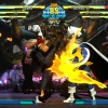 Marvel vs. Capcom 3 screenshot: Akuma vs. Taskmaster