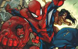 Avenging Spider-Man #1 Makes Digital History