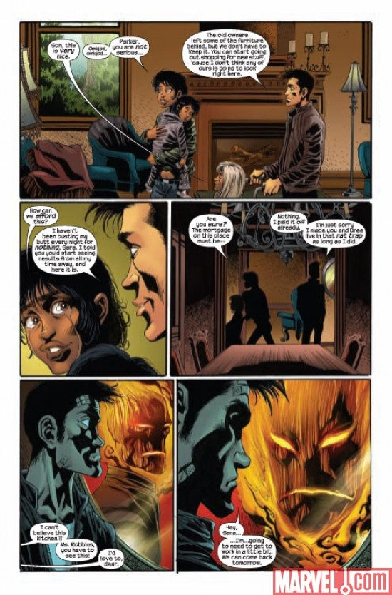 DARK REIGN: The Hood #4, page 5