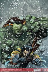 Ultimate Wolverine Vs. Hulk #5 