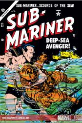 Sub-Mariner Comics #33 