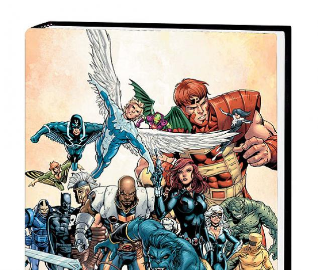 ALL-NEW OFFICIAL HANDBOOK OF THE MARVEL UNIVERSE A TO Z VOL. 1 PREMIERE #0