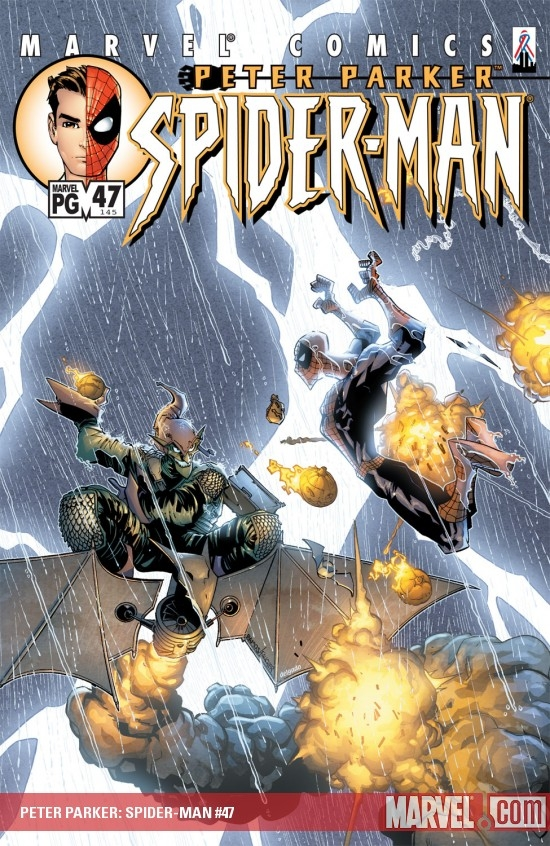 PETER PARKER: SPIDER-MAN #47