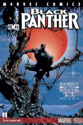 Black Panther #43 