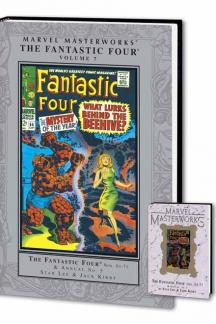Marvel Masterworks: The Fantastic Four Vol. 7 (Hardcover)