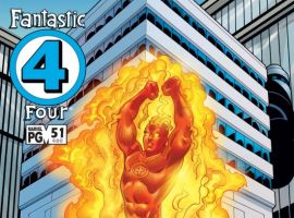 FANTASTIC FOUR #51