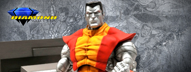 Diamond Select Toys' New Marvel Select Colossus