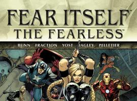 Fear Itself: The Fearless (2011) #6 Cover