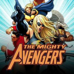 Mighty Avengers Master
