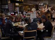 Marvel's The Avengers - Shawarma Endscene