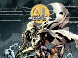 AGE OF ULTRON 2 2ND PRINTING VARIANT (WITH DIGITAL CODE)