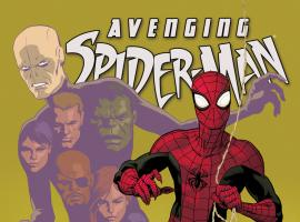 AVENGING SPIDER-MAN 21 (WITH DIGITAL CODE)