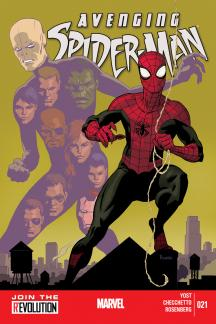 Avenging Spider-Man (2011) #21