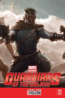 Guardians of the Galaxy (2013) #3 (Movie Variant)