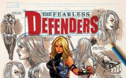 Fearless Defenders (2013) #8 Cover