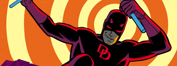 Hit the Road with Daredevil