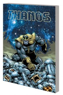Thanos: Redemption (Trade Paperback)