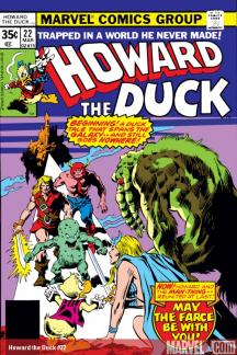 Howard the Duck (1976) #22