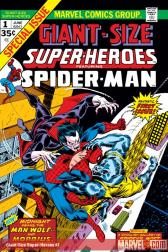 Giant-Size Super-Heroes #1 