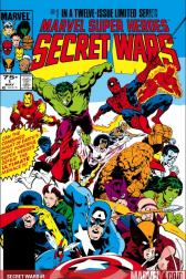 Secret Wars (Trade Paperback)