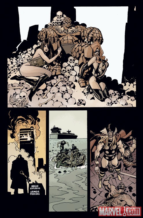 Images From Marvel Universe Marvel Universe Vs The Punisher
