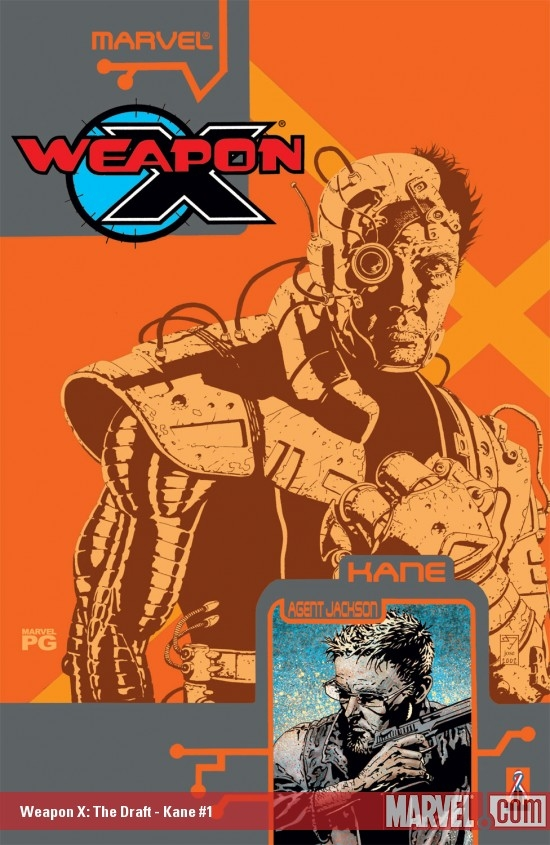 Weapon X: The Draft - Kane #1