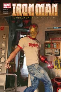 Iron Man: Director of S.H.I.E.L.D. #24