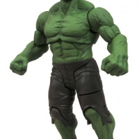Marvel Select The Hulk Figure from &quot;Marvel's The Avengers&quot;