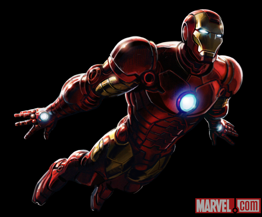 Iron Man from Marvel: Avengers Alliance