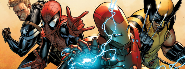 Unlimited Highlights: Road to AvX - Avengers