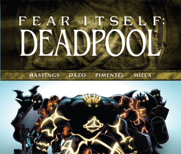 Fear Itself: Deadpool (2011) #1