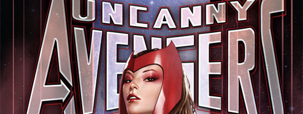 Sneak Peek: Uncanny Avengers #2 Granov Variant