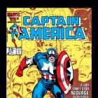 Captain America (1968) #319 Cover
