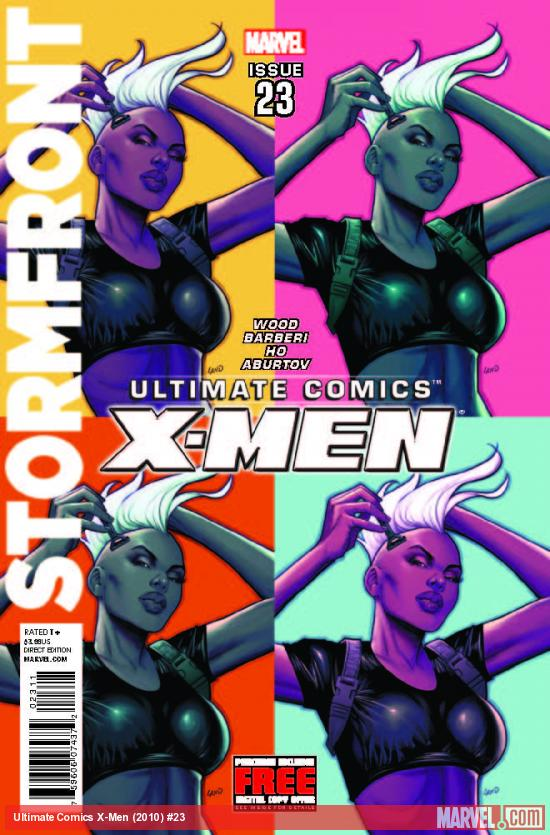 ULTIMATE COMICS X-MEN #22