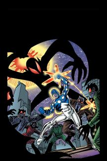 Captain Universe: The Hero Who Could Be You (2013) #1