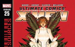 ULTIMATE COMICS X-MEN 25
