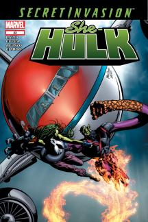 She-Hulk (2005) #33